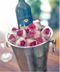 květinový led