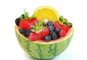 melounová mísa